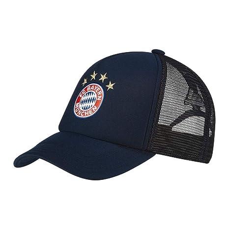 e4adb9227e2ea adidas FCB Trucker Gorra FC Bayern de Munich de Tenis