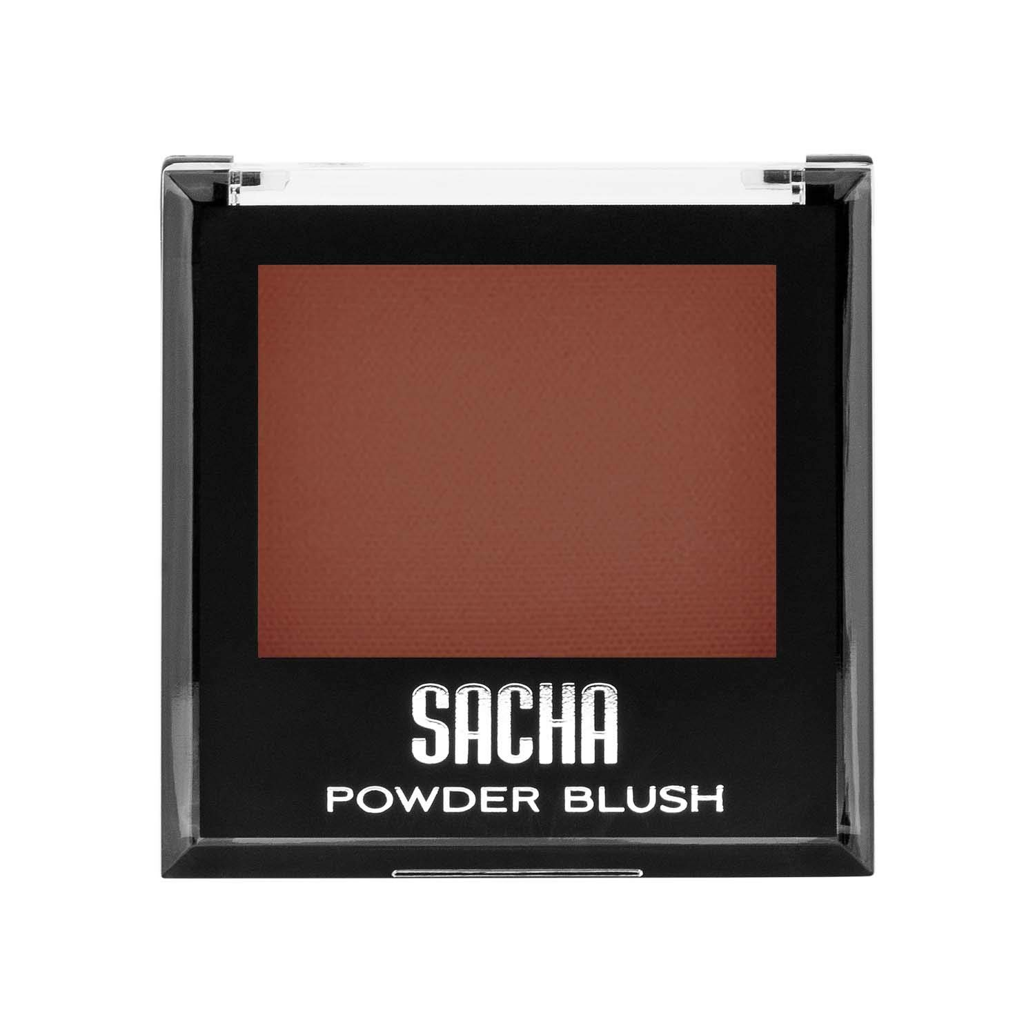 Blush by Sacha Cosmetics, Best Highlighter Makeup Blusher to Sculpt Face & Highlight Cheeks, 14 shades, 0.27 oz, Santa Fe