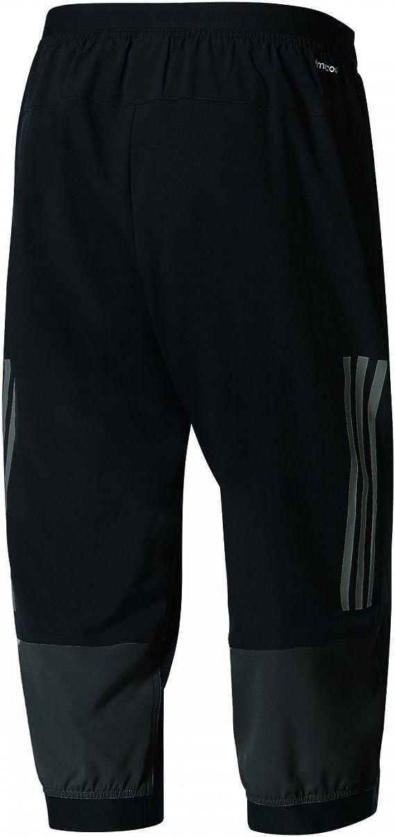 novela Cancelar Comprensión  adidas Workout Pant Pantalón 3/4, Hombre: Amazon.es: Ropa y accesorios
