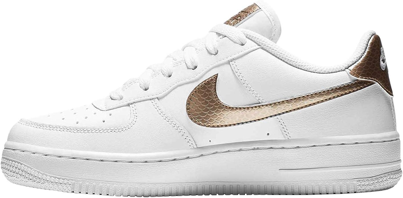Nike Air Force 1 EP (GS), Chaussures de Basketball Femme