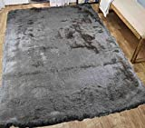 Glitter Shag Shaggy Furry Fluffy Fuzzy Sparkle Soft Modern Contemporary Thick Plush Soft Pile Beige Tan Cream Neutral Two Tone Area Rug Carpet Bedroom Living Room 8×10 Sale Discount ( Harmony Beige ) Review