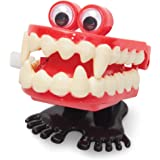 Tobar Clockwork Vampire Teeth Toy