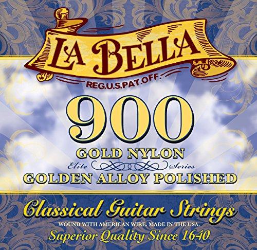 LaBella 900 La Bella Guitar Stg - Stg Set