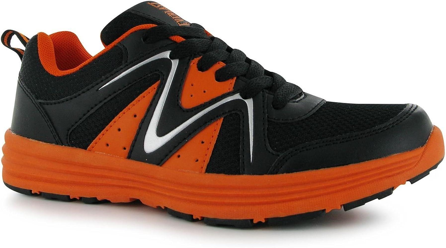 Everlast Jupiter Tiempo Libre Zapatillas Niños Guantes Sport Fashion Sneaker, Color Negro, Talla 39: Amazon.es: Zapatos y complementos