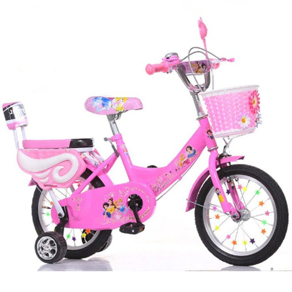yihangg自転車for Children 2 – 3-6 12 /14 /16 /18 /20インチBoys Girls調節可能軽量ペダルバイク B07D15KB1MA(20Inches)