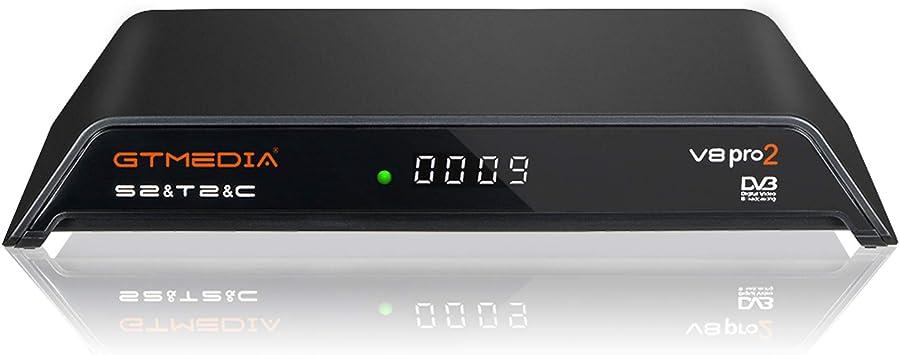 Satélite y TDT Terrestre y Cable Decodificador Récepteur: Amazon.es: Electrónica
