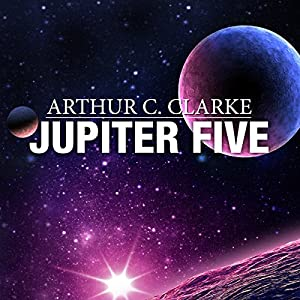 Jupiter Five Audiobook
