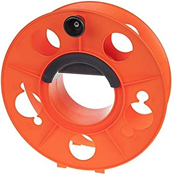 100-Feet 2-Pack KW-110 Cord Storage Reel with Center Spin Handle