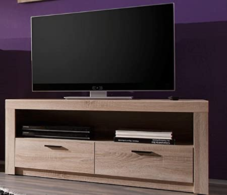 Dreams4Home TV-mueble para Laso - armario, TV-Konsole, TV-armario, TV-aparador, TV-cómoda, TV-estante,
