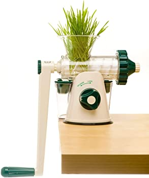 Healthy Juicer Manual Wheatgrass Juicer