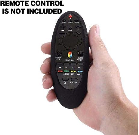 GCDN - Carcasa de silicona para Samsung Smart TV mando a distancia BN94-07557A, BN94 07469, UA55H6400J, BN59-01181B, BN59-01182B, BN59-01184B, BN59-01185B, No nulo, azul oscuro, Tamaño libre: Amazon.es: Hogar