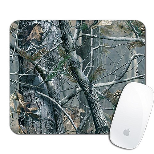 (Royal Up Tree Custom Mouse Pad Gaming Mat Keyboard Pad Waterproof Material Non-slip Personalized Rectangle Mouse pad (9.4x7.8x0.08Inch))