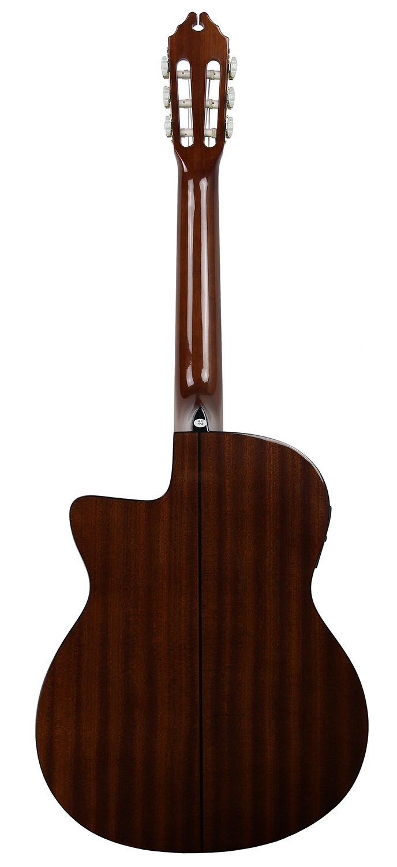 Washburn clásica Series c5ce clásica acústica guitarra eléctrica: Amazon.es: Instrumentos musicales