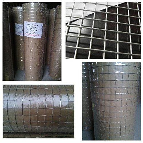 GALVANISED WELDED WIRE MESH FENCE 1/2