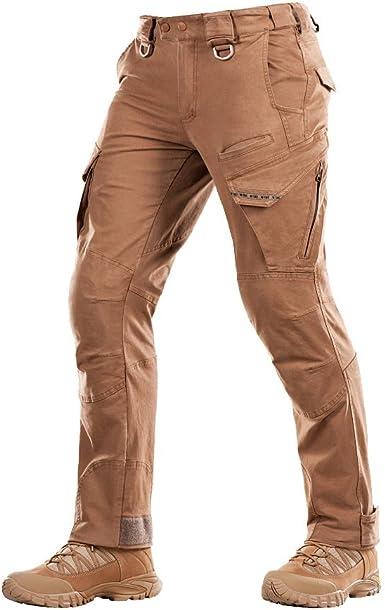 Amazon Com Aggressor Pantalones Tacticos Vintage Hombres Con Bolsillos De Carga Moderno Equipada 42 Cintura X 36 Largo Coyote Brown Clothing