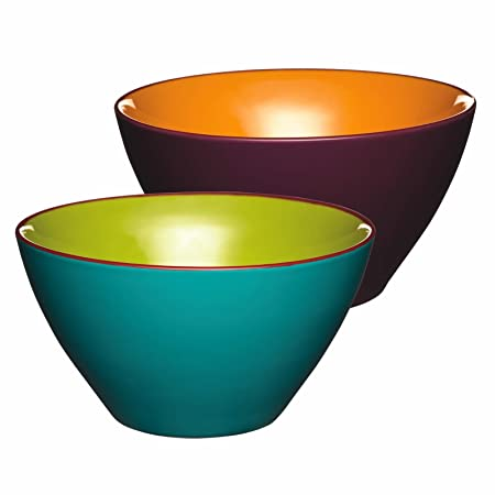 KitchenCraft World Of Flavours Mexican Ceramic Serving Bowl  sc 1 st  Amazon UK & KitchenCraft World Of Flavours Mexican Ceramic Serving Bowl: Amazon ...