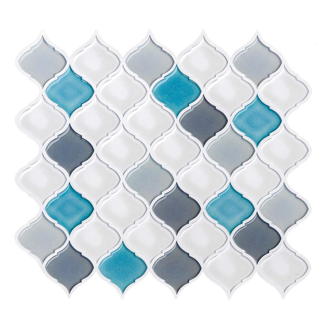 Backyard Gas Fire Pit Ideas, Peel And Stick Wall Tile For Kitchen Backsplash Mist White Arabesque Tile Backsplash Kitchen Backsplash Tiles Peel And Stick Wall Stickers 6 Sheets Buy Online In Gibraltar Missing Category Value Products In Gibraltar