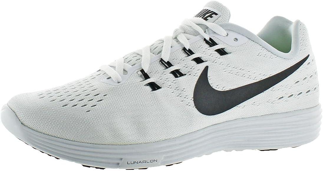 Tractor nadie blusa  Amazon.com | Nike Women's Lunartempo 2 Running Shoe (12, White/Black/Pure  Platinum) | Road Running
