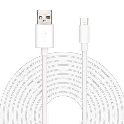 16.5 ft cable alargador de corriente USB a USB2.0 Cable de transmisión inalámbrica para