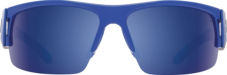 SPY Optic Flyer Transparent Performance Sunglasses Shatter Resistant