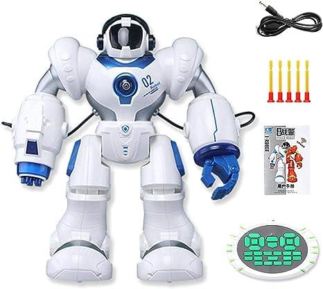 Robot de cocina con mando a distancia, robot de juguete para niños ...