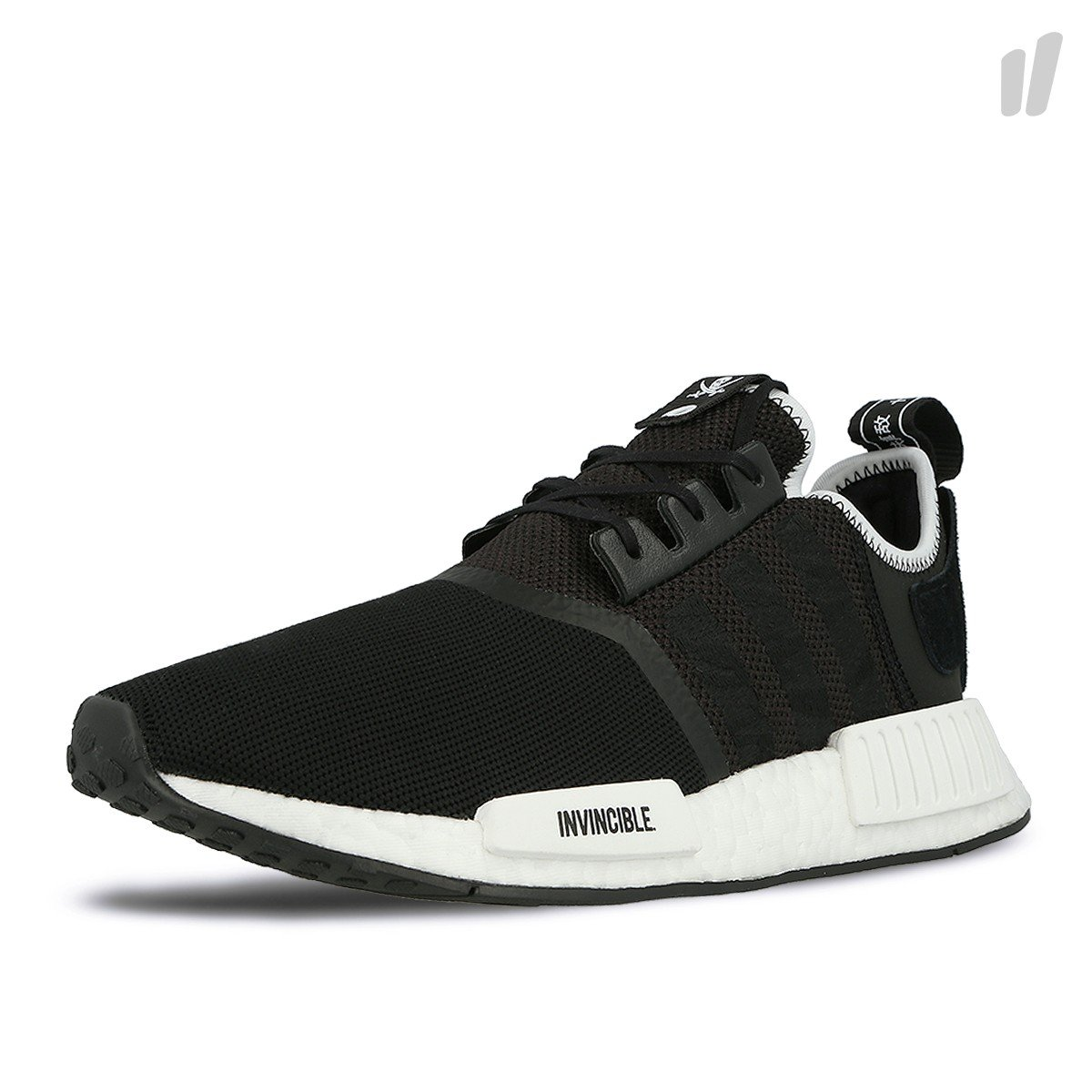 online store bdb35 49c8e Adidas NMD R1 Invincible X Neighborhood CQ1775 Black/White ...