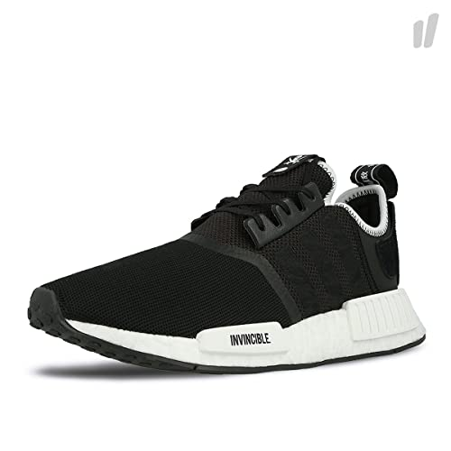 online store 9197b 6ce4f Adidas NMD R1 Invincible X Neighborhood CQ1775 Black/White ...