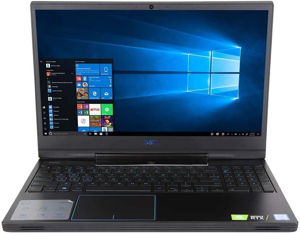 "2019 Dell G5 5590 | 15"" Gaming Laptop | 8th Gen Intel Core i7-8750H | NVIDIA GTX 1050Ti | 256GB SSD and 1TB SATA | 16 GB RAM | 15.6"" FHD Screen | Windows 10"