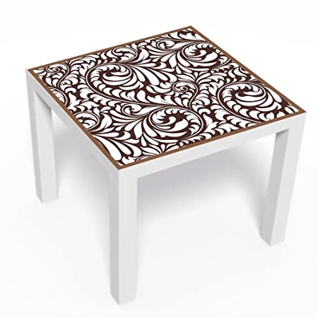 Serie Lack.Ikea Table Sticker Skin Furniture Decoration For Series Lack Side