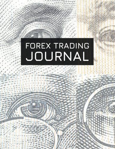 61tuHMGZwZL - Forex Trading Journal: FX Trade Log For Currency Market Trading (World Currencies) (180 pages) (8.5 x 11 Large)