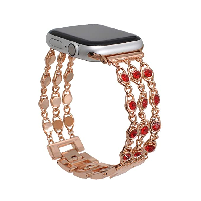 Correa de Repuesto para Reloj Apple Watch de 38 mm, 40 mm ...