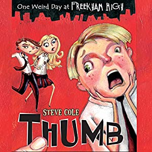 One Weird Day at Freakham High Audiobook
