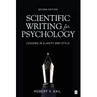 Scientific Writing for Psychology: Lessons in Clarity and Style 2ed