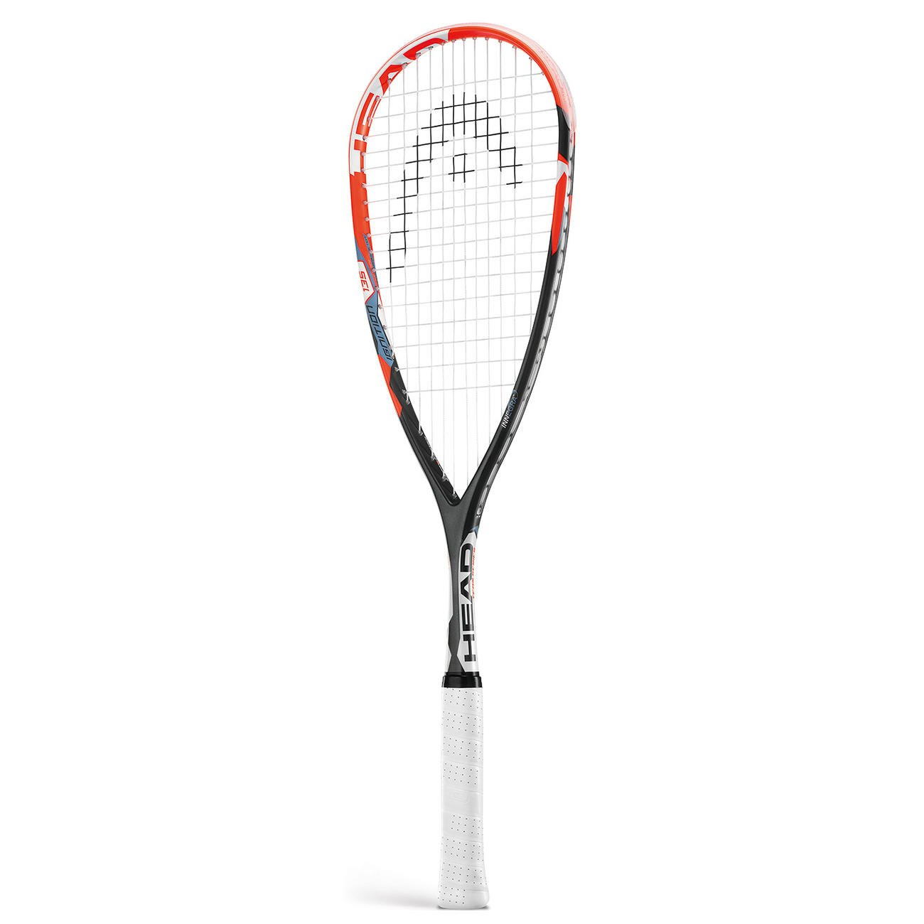HEAD Ignition 135 Squash Racquet, Strung