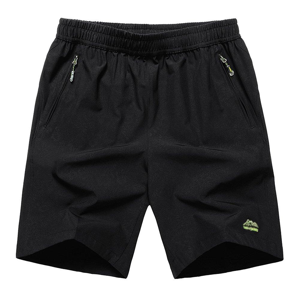 Bermuda Tennis Sportivi Bermudes Uomo Taglie Forti Palestra Spiaggia Casual Pantaloncini Guiran