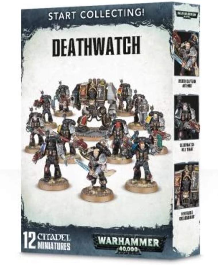 Games Workshop Warhammer 40 K Ensemble de d/és Motif Montre de la Mort