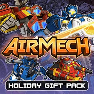 Holiday Gift Pack: AirMech [Game Connect] (B00AQ6FY4A) | Amazon price tracker / tracking, Amazon price history charts, Amazon price watches, Amazon price drop alerts