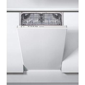 Indesit DSIE 2B10 lavavajilla Totalmente integrado 10 cubiertos A+ ...