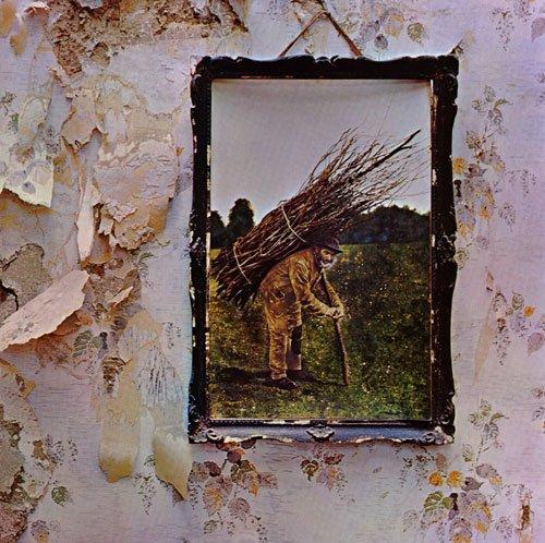 Album Covers - Led Zeppelin - IV 1971 Album Poster