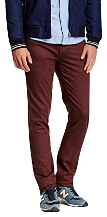 Joe's Jeans Men's The Slim Fit Colored Jean, Mustang, ...