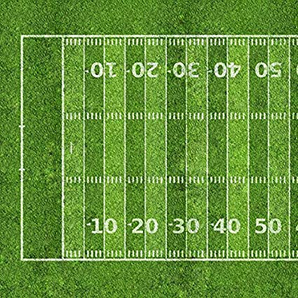 Amazon Football Field 2 Left 37242 12 Inch X 12 Inch