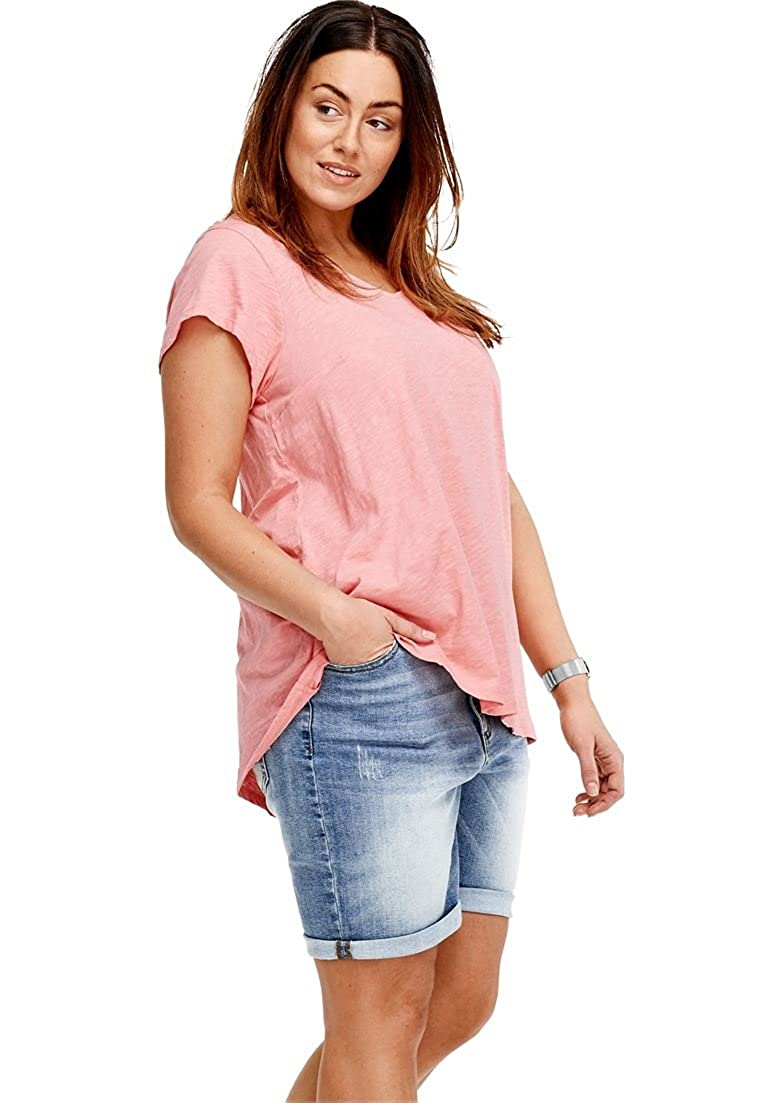 cf0b2d3c55cc94 Short & sweet, perfect for warm weather. They have a flattering rise that  goes great with a tucked-in shirt or tee. Rolled cuffs give them a  customized, ...