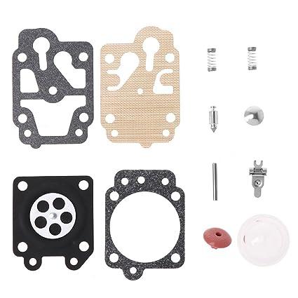 Manyo Kit de reparación de carburador para junta de ...
