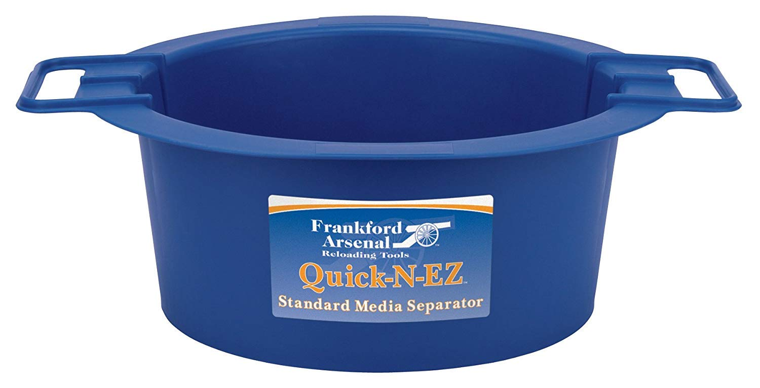 Frankford Arsenal Quick-N-EZ Standard Media Separator for Reloading (Тwo Рack) by Frankford Arsenal