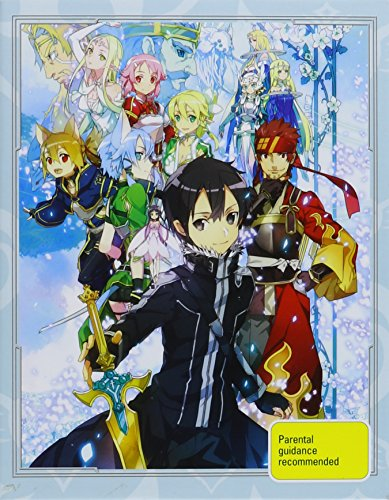 Sword Art Online 2 Part 4: Limited Edition [Blu-ray]
