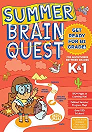 Summer Brain Quest: Between Grades K &am