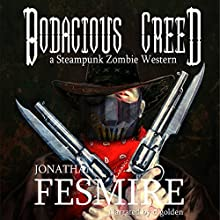 Bodacious Creed: The Adventures of Bodacious Creed, Book 1 Audiobook by Jonathan Fesmire Narrated by D Golden