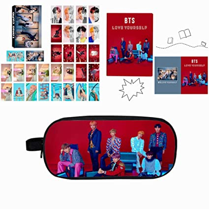 Amazoncom Hosston Bts Gifts Set For Army Bts New Album Love