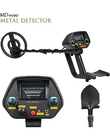 TOPQSC Detector de Metales bajo el Agua con indicador de Vibraci¨n y detecci¨n