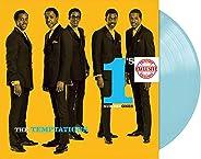 Temptations Number 1's - Exclusive Limited Edition Translucent Blue Colored Vinyl LP